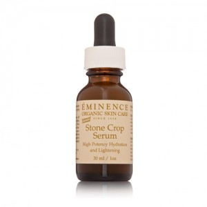 Eminence organic skin care stone crop collection tube